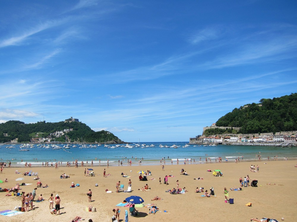 Travel Guide: San Sebastian, Basque Country, Spain