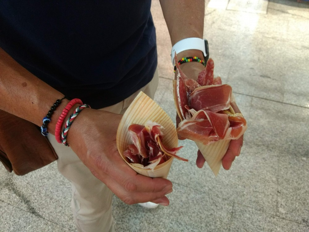 """Barcelona, Love at First Taste"" with Eye on Food Tours"
